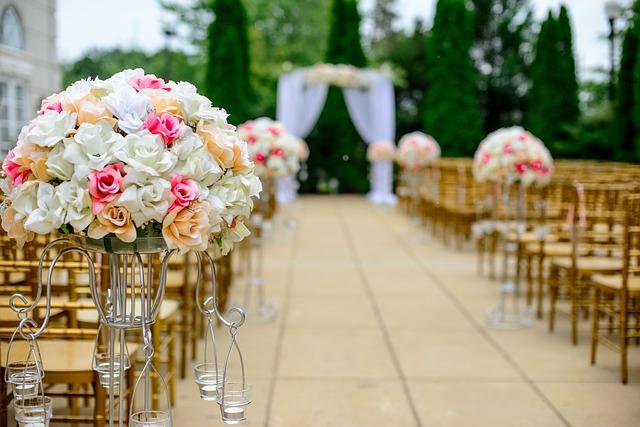 אירועי חתונה